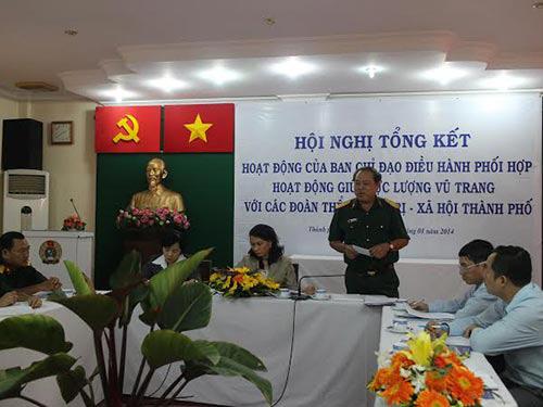 Ông Ngô Tuấn Nghĩa, Phó Ban Thường trực Ban Chỉ đạo, phát biểu tại hội nghị