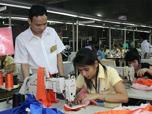 Phúc lợi của công nhân Công ty Tân Long Trường (quận 9, TP HCM) được bảo đảm doanh nghiệp có thỏa ước tập thể
