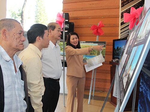CNVC-LĐ đóng góp ý kiến về phương án xây dựng khu tưởng niệm