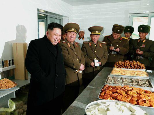 Nhà lãnh đạo trẻ Kim Jong-un của Triều Tiên. Ảnh: EPA