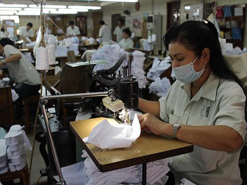 """Phong trào """"Năng suất lao động"""" giúp công nhân tăng năng suất, tăng thu nhập"""