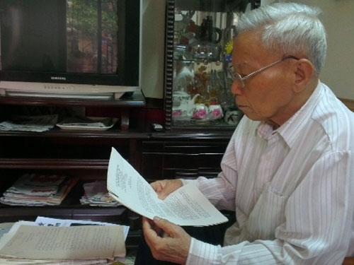 Đại tá Trần Dực và những tư liệu ông dịch thuật phục vụ công cuộc đấu tranh bảo vệ chủ quyền Trường Sa, Hoàng Sa