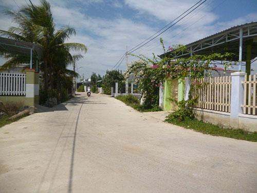 Những căn nhà xây dựng trái phép ở TP Phan Rang - Tháp Chàm, tỉnh Ninh Thuận