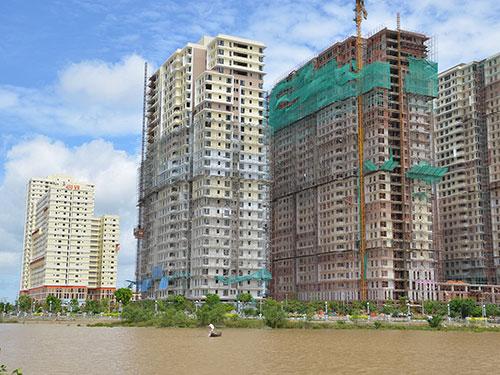 Người nghèo cần những dự án căn hộ cho hộ tái định cư, thu nhập thấp như Era Town Ảnh: TẤN THẠNH