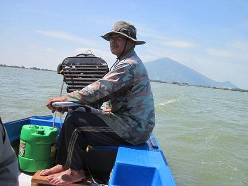 Hồ Dầu Tiếng (Tây Ninh) có tác dụng điều tiết nước cho TP HCM và khu vực lân cận