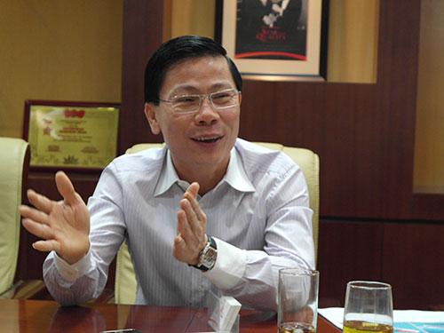 Ông Phạm Ngọc Lâm