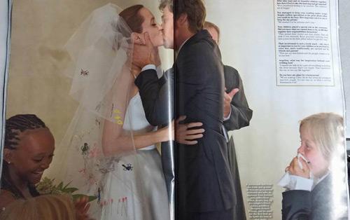 và hôn nhau