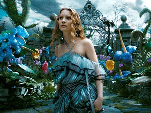 Alice in Wonderland phần 2 bắt đầu bấm máy - Báo Người lao động