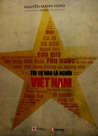 Bìa cuốn sách Tôi tự hào là người Việt Nam