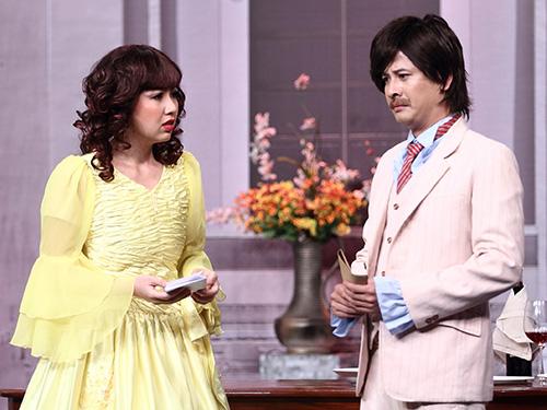 Cảnh trong chương trình Ảnh: HTV2