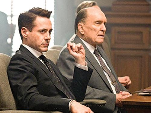 Một cảnh trong phim The Judge  Nguồn: WARNER BROS