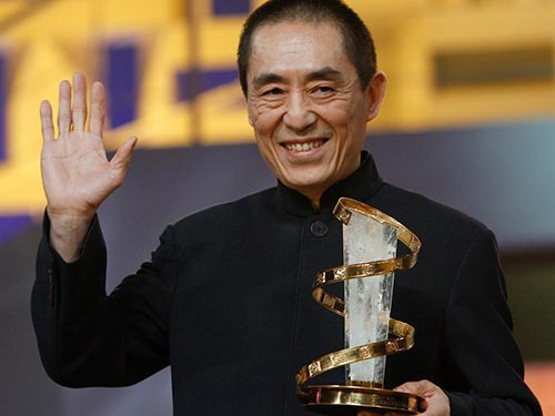 Đạo diễn Trương Nghệ Mưu Nguồn: AP