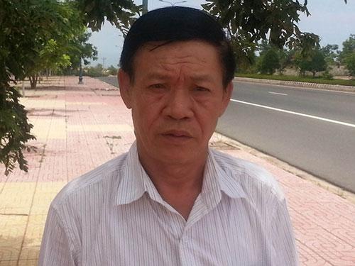 Thương binh Nguyễn Đắc Tân