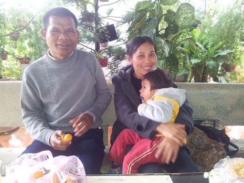 Sau hơn 1 năm điều trị, anh K'Hải đã khỏi bệnh và dự tính sớm về nhà giúp đỡ vợ con