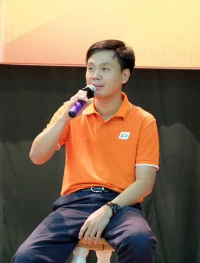 Tổng Giám đốc FPT IS Phạm Minh Tuấn từng là thủ khoa của 2 trường ĐH tại TP HCM