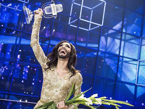 Sân khấu chung kết Eurovision 2014 Nguồn: REUTERS