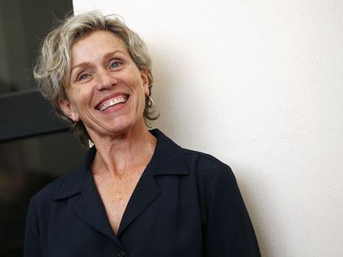 Frances McDormand được vinh danh tại Liên hoan Phim Venice