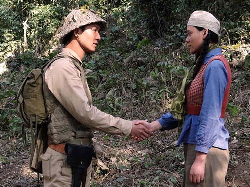 Cảnh trong phim Đường lên Điện BiênẢnh: Châm Nguyễn