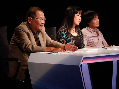 Nhạc sĩ Bảo Chấn sẽ là giám khảo thứ ba cho vòng đấu này. (Ảnh do BHD cung cấp)