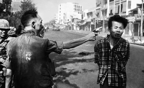 """""""Hành quyết ở Sài Gòn"""" - tấm ảnh đoạt giải Pulitzer năm 1969 của Eddie Adams"""