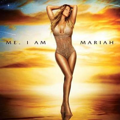 Bìa album Me, I am Mariah