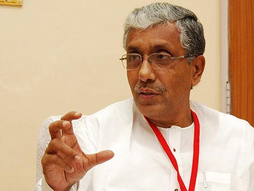 Thủ hiến bang Tripura Manik Sarkar Ảnh: CPIM.ORG