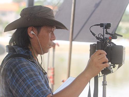Đạo diễn Hàm Trần (ảnh do nhân vật cung cấp)
