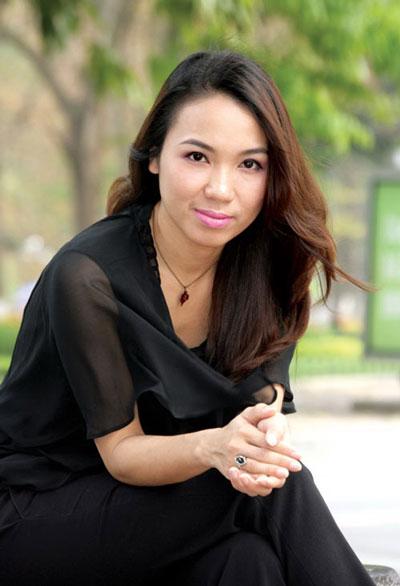 Nghệ sĩ Tuyết Minh (Ảnh do nghệ sĩ cung cấp)