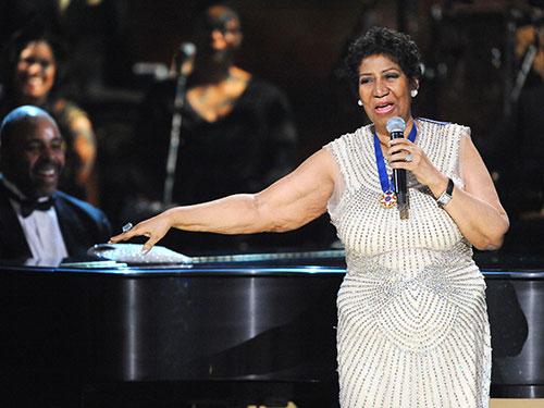 Aretha Franklin khiến công chúng thất vọng