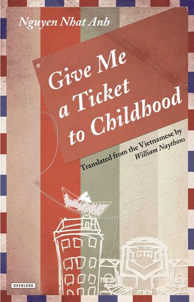 Bìa sách ấn bản tiếng Anh của truyện ngắn Cho tôi xin một vé đi tuổi thơ trên trang Amazon.com. Nguồn: Amazon