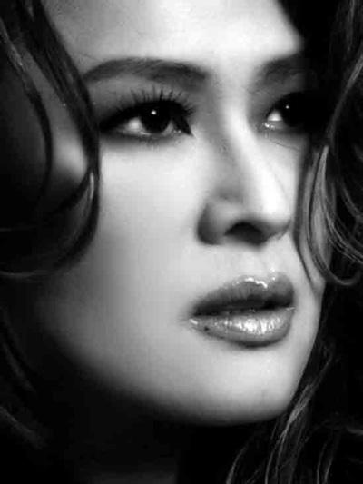 Ca sĩ Lưu Bích hát ở Việt Nam