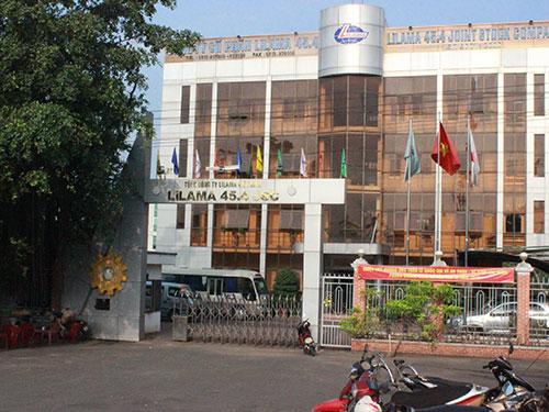 Công ty CP Lilama 45-4 (TP Biên Hòa), một trong những doanh nghiệp điển hình nợ BHXH ở tỉnh Đồng Nai Ảnh: Nguyễn Nhâm