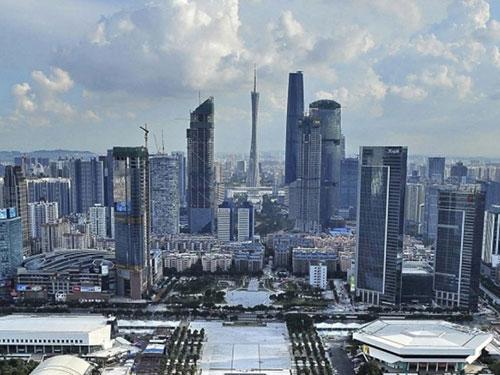 Tăng trưởng GDP cao, là trung tâm thương mại và sản xuất lớn của Trung Quốc nên tỉnh Quảng Đông trở thành đích nhắm diệt trừ tham nhũng Ảnh: SCMP
