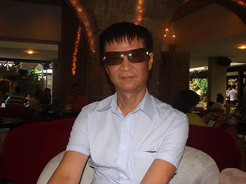 Đạo diễn Lê Hoàng Ảnh: Minh Nga