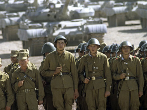 Liên Xô đưa quân vào Afghanistan cuối năm 1979 là một nguyên cớ khiến Mỹ áp đặt lệnh trừng phạt Ảnh: RIA Novosti