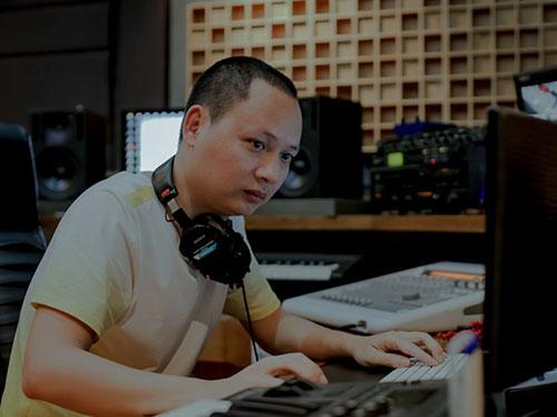Nhạc sĩ Nguyễn Hải Phong. (Ảnh do nhân vật cung cấp)