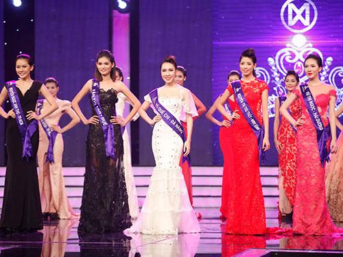 Thí sinh Hoa khôi áo dài Việt Nam - Đường đến vương miện Hoa hậu thế giới
