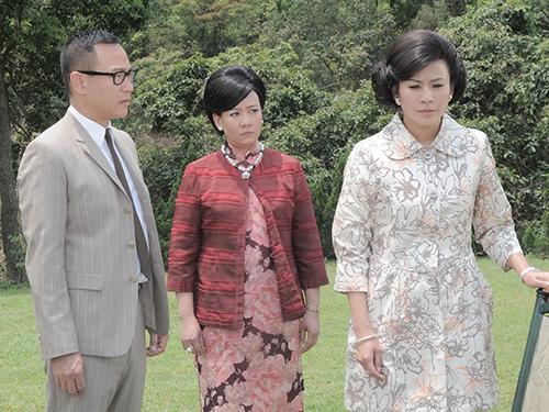 Cảnh trong phim Tỳ vết của ngọcNguồn: HTV2
