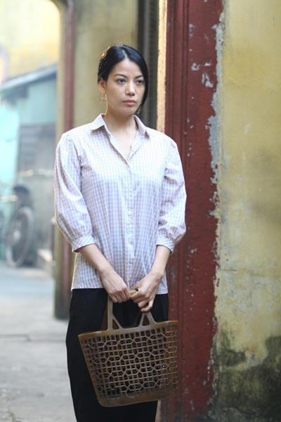 Trương Ngọc Ánh vai Hương Ga, trong phim cùng tên. (Ảnh do nghệ sĩ cung cấp)