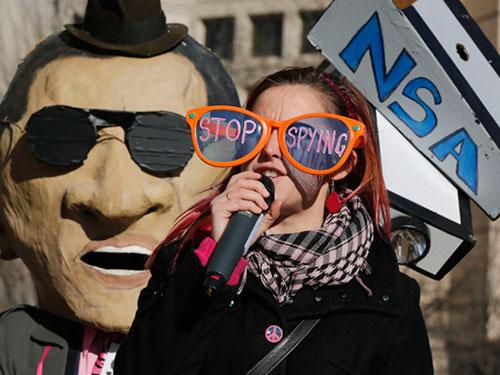 Cơ quan An ninh quốc gia Mỹ bị tố cáo hoạt động gián điệp kinh tế trên toàn cầu Ảnh: RT