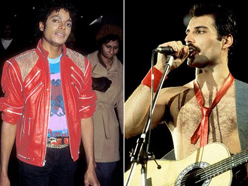 Ca khúc hợp tác giữa 2 huyền thoại Michael Jackson  và Freddie Mercury được hồi sinh sau hơn 30 năm  Ảnh: WireImage
