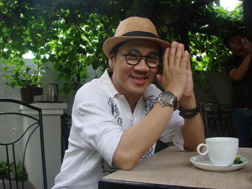 Theo NSND Lê Tiến Thọ, NSƯT Thành Lộc tài năng, nổi tiếng nhưng không được phong danh hiệu NSND là một bất cập trong xét tặng danh hiệu Ảnh: MINH NGA