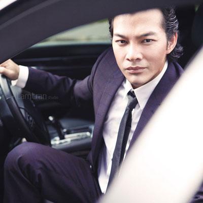 Diễn viên Trần Bảo Sơn Ảnh: Lam Trần