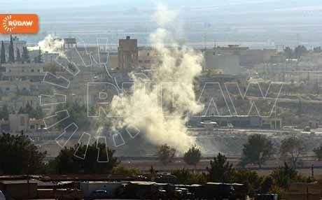 Ít nhất 50 tay súng IS thiệt mạng trong cuộc không kích do Mỹ dẫn đầu. Ảnh: Rudaw