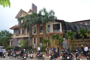 Ngôi nhà nơi ông Nguyễn Văn An tử vong.
