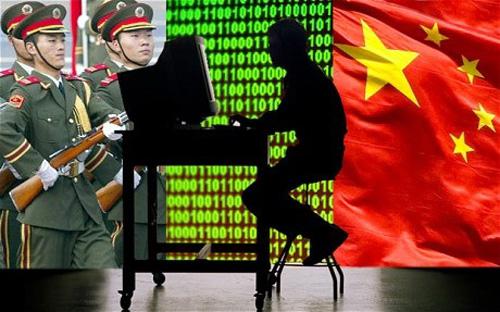 Tin tặc Trung Quốc Ảnh: GETTY
