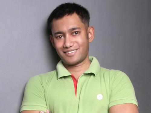 Kỷ lục gia Bishwaroop Row Chowdhurry  Nguồn: Twitter