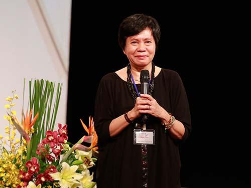 Đạo diễn Việt Linh Ảnh: ĐẠI NGÔ