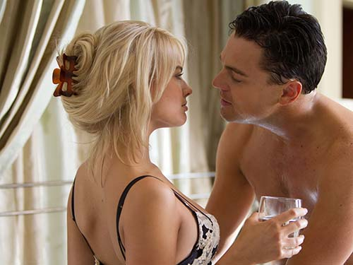 Một cảnh trong phim The Wolf of Wall Street  Nguồn: Paramount Pictures