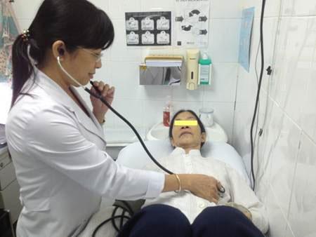 Người gầy ốm đôi khi cũng tăng lượng mỡ trong máuẢnh: VH